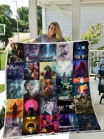 Blade Runner Quilt Blanket 0464
