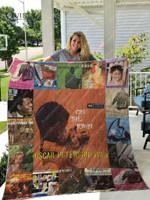 Oscar Peterson Albums Quilt Blanket For Fans Ver 17