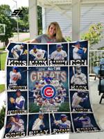 Mlb – Chicago Cubs Quilt Blanket
