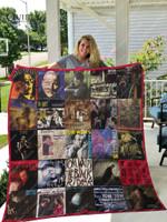 Tom Waits Albums Quilt Blanket For Fans Ver 25