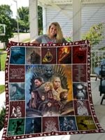 H – Game Of Thrones Quilt Blanket