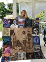 Shooter Jennings Albums Quilt Blanket For Fans Ver 17