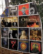 The Offspring Album Quilt Blanket 01
