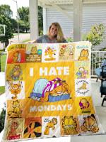 Garfield Quilt Blanket 0550