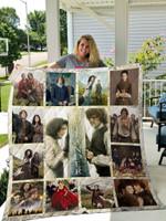Outlander Best Images Quilt Blanket