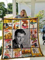 Spencer Tracy Quilt Blanket 01