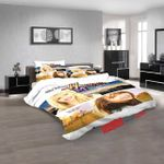 Disney Movies Hannah Montana The Movie (2009) D 3d Customized Duvet Cover Bedroom Sets Bedding Sets