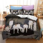 3D BTS Map Of The Soul 7 Photo Bedding Set For Fans