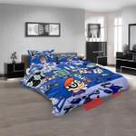 Cartoon Movies Dexter'S Laboratory V 3d Customized Duvet Cover Bedroom Sets Bedding Sets