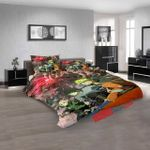 Cartoon Movies Naruto Shippuden D 3d Customized Duvet Cover Bedroom Sets Bedding Sets