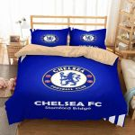 Chelsea Fc #1 Duvet Cover Bedding Set