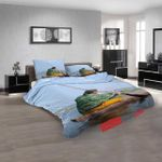 Movie Loktak Lairembee D 3d Customized Duvet Cover Bedroom Sets Bedding Sets