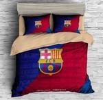 Fc Barcelona #1 Duvet Cover Bedding Set