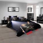 Musical Artists '80s Bon Jovi 1d 3d Customized Duvet Cover Bedroom Sets Bedding Sets