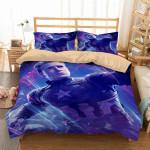 3d Customize Captain America Bedding Set Duvet Cover