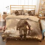 Call Of Duty Modern Warfare Duvet Cover Bedding Set