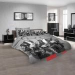 Famous Person The Louvin Brothers V 3d Customized Duvet Cover Bedroom Sets Bedding Sets