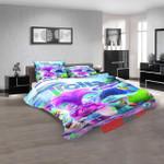 Netflix Movie Trolls Holiday Special D 3d Duvet Cover Bedroom Sets Bedding Sets