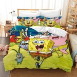 SpongeBob SquarePants Duvet Cover Bedding Set
