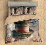 Custom Alice In Wonderland 3d Bedding Set Duvet Cover Set 3pcs Flat Sheet Pillowcases