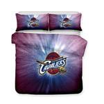 Nba - Cleveland Cavalier Theme Bedding Set Duvet Cover