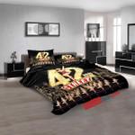 42nd Street Broadway Show D 3d Customized Duvet Cover Bedroom Sets Bedding Sets