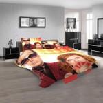 Movie An Education V 3d Customized Duvet Cover Bedroom Sets Bedding Sets
