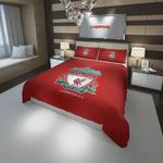 Liverpool Fc Football Club Bedding Set Duvet Cover