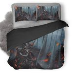 Terraria The Devourer Of Gods Duvet Cover Bedding Set
