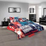 Netflix Movie The Redeemed And The Dominant Fittest On Earth N 3d Duvet Cover Bedroom Sets Bedding Sets