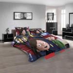 Movie Dear Dracula N 3d Customized Duvet Cover Bedroom Sets Bedding Sets