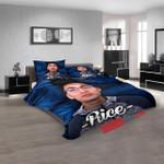 Famous Rapper Ricegum V 3d Customized Duvet Cover Bedroom Sets Bedding Sets