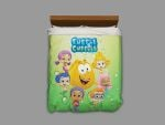 Bubble Guppies #002 Custom Bedding Set (Duvet Cover &Amp; Pillowcases)