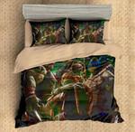 Custom Ninja Turtles Duvet Cover Set