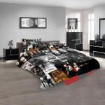 Musical Artists '80s The Police2v 3d Customized Duvet Cover Bedroom Sets Bedding Sets