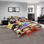 Anime One Piece D 3d Customized Duvet Cover Bedroom Sets Bedding Sets