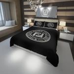 Fendi Logo Custom #1 Duvet Cover Bedding Set