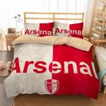 Arsenal F.C. #2 Duvet Cover Bedding Set