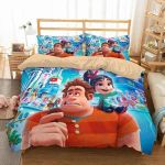 Wreck-It Ralph 2 Duvet Cover Bedding Set