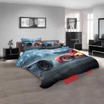 Movie Cars Duvet Cover Bedding Sets