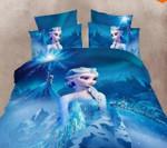 Elsa Frozen Duvet Twin Size Bedding