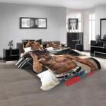 Famous Rapper Dax D 3d Customized Duvet Cover Bedroom Sets Bedding Sets
