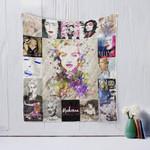 Madonna Style 01 Quilt Blanket