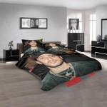 Famous Rapper Russ V 3d Customized Duvet Cover Bedroom Sets Bedding Sets