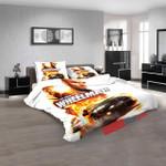 Netflix Movie Wheelman V 3d Customized Duvet Cover Bedroom Sets Bedding Sets