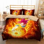Dragon Ball Super #4 Duvet Cover Bedding Set