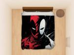 Deadpool Avengers Duvet Cover Bedding Set