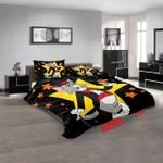 Cartoon Movies The Tom And Jerry Show V 3d Customized Duvet Cover Bedroom Sets Bedding Sets