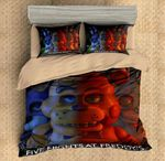 Five Nights At Freddy's 3D Printed Duvet Cover Bedding Set