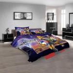 Kingdom Hearts V 3d Customized Duvet Cover Bedroom Sets Bedding Sets